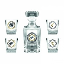 Game Of Thrones Premium Karaff & 4 st Glas