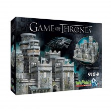 Game Of Thrones 3D pussel Winterfell