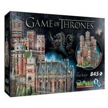 Game Of Thrones 3D pussel Red Keep