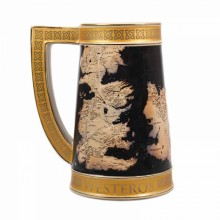 Game Of Thrones Stein Mugg Westeros
