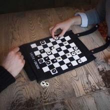 Schack och Dam Resespel