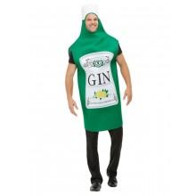 Ginflaska Maskeraddräkt