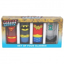 DC Comics Justice League Glas