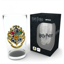 Harry Potter Stort Glas Hogwarts