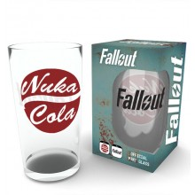 Fallout Stort Glas Nuka Cola