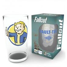 Fallout Stort Glas Vault Boy