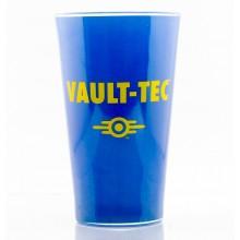 Fallout Stort Färgat Glas Vault Tec