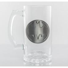 Ölglas Batman Logo