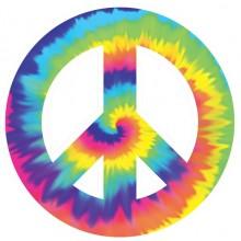 Peacemärke Dekoration 26 cm