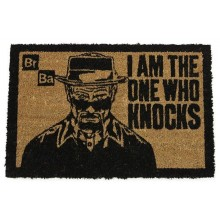 Breaking Bad Dörrmatta I Am the One Who Knocks