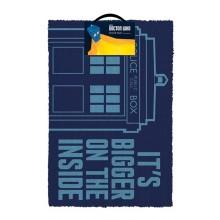 Doctor Who Dörrmatta Tardis