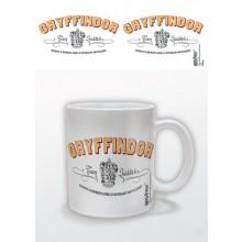 GRYFFINDOR TEAM QUIDDITCH MUGG