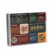Harry Potter Magneter - Set