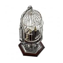 Harry Potter Miniatyr Hedwig i Bur