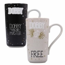Harry Potter Värmekänslig Lattemugg Dobby