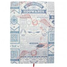 Harry Potter Anteckningsbok Quidditch