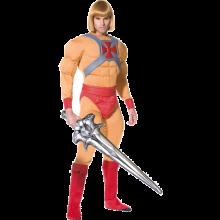He Man/Prins Adam-dräkt