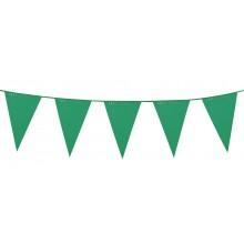 Girlang Grön Vimpel 10m