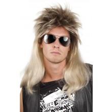 Peruk Blond Rockare