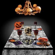 Bordsduk Spindel Halloween