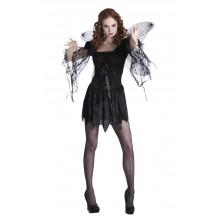 Mörk Ängel Halloween