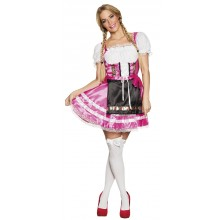 Tyrolerklänning Helena Rosa Oktoberfest
