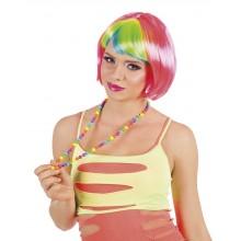 Halsband Regnbågsfärger