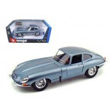 Jaguar E Coupe 1961 1:18 Bburago