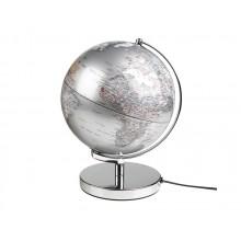 Lampa Jordglob Silver
