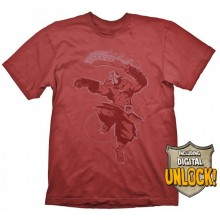 DOTA 2 T-Shirt Juggernaut + Digital Unlock