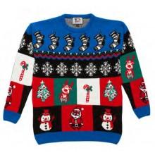 Jultröja Barn Christmas Symbols