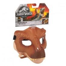 Jurassic World Dinosauriemask T-rex Barnstorlek