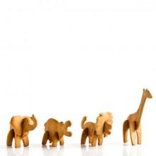 Kakformar 3D Safari