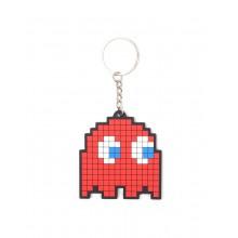 Pac-Man Blinky Nyckelring