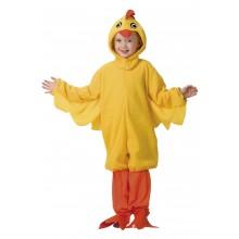 Kyckling Maskeraddräkt Barn