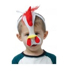 Kycklingmask För Barn