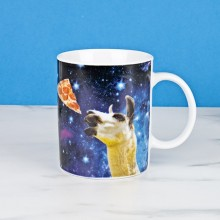 Lama In Space Mugg