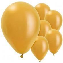 Ballonger Guld 10-pack