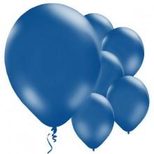 Ballonger Ljusblå 10-pack