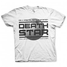 Star Wars Rogue One DS-1 Orbital Battle Station T-Shirt