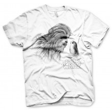Star Wars Chewbacca & Porg T-shirt