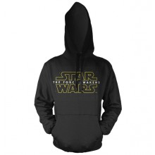 Star Wars The Force Awakens Logo Hoodie