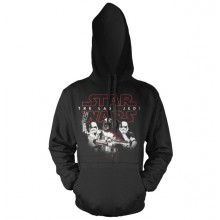 Star Wars The Last Jedi Troopers Hoodie
