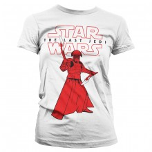 Star Wars The Last Jedi Praetorian Guard Dam T-shirt
