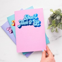 Life´s A Drag Anteckningsböcker 3-pack