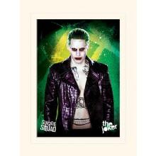 Suicide Squad Poster Jokern 30 x 40 cm