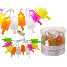 Ljusslinga Lollies 1,65 m LED