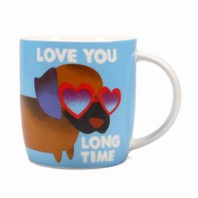 Mugg Love You Long Time
