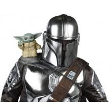 Star Wars the Mandalorian Baby Yoda Axelfigur