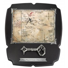The Hobbit - Map and Key of Thorin Oakenshield